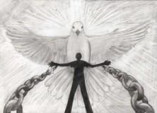 Den Hellige Ånd som en due