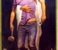 Jesus holder deg