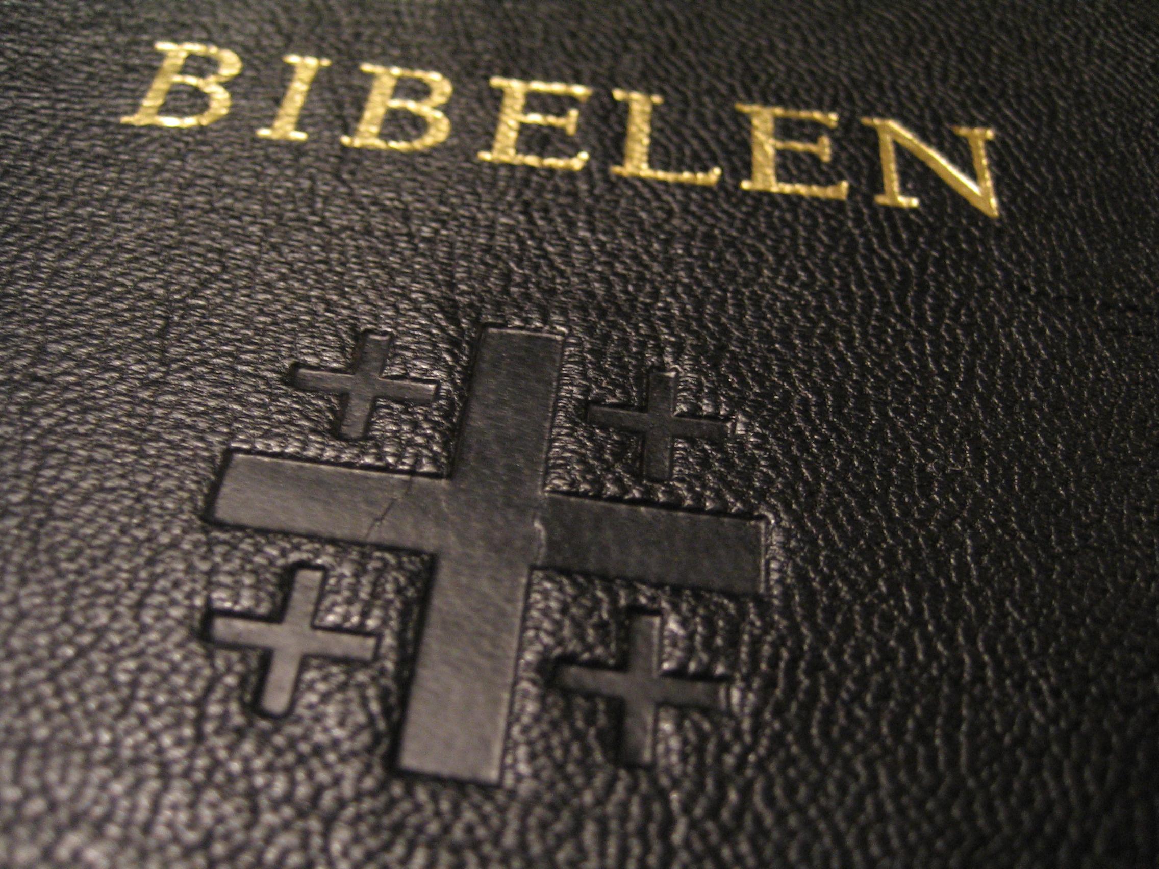 vandring gjennom bibelen